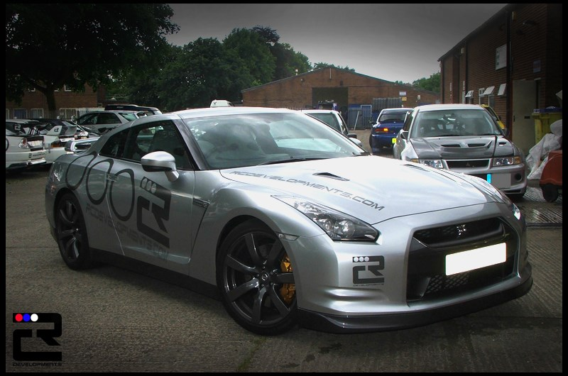 2008 Nissan Gt R. Nissan GT-R#39;s UK competition