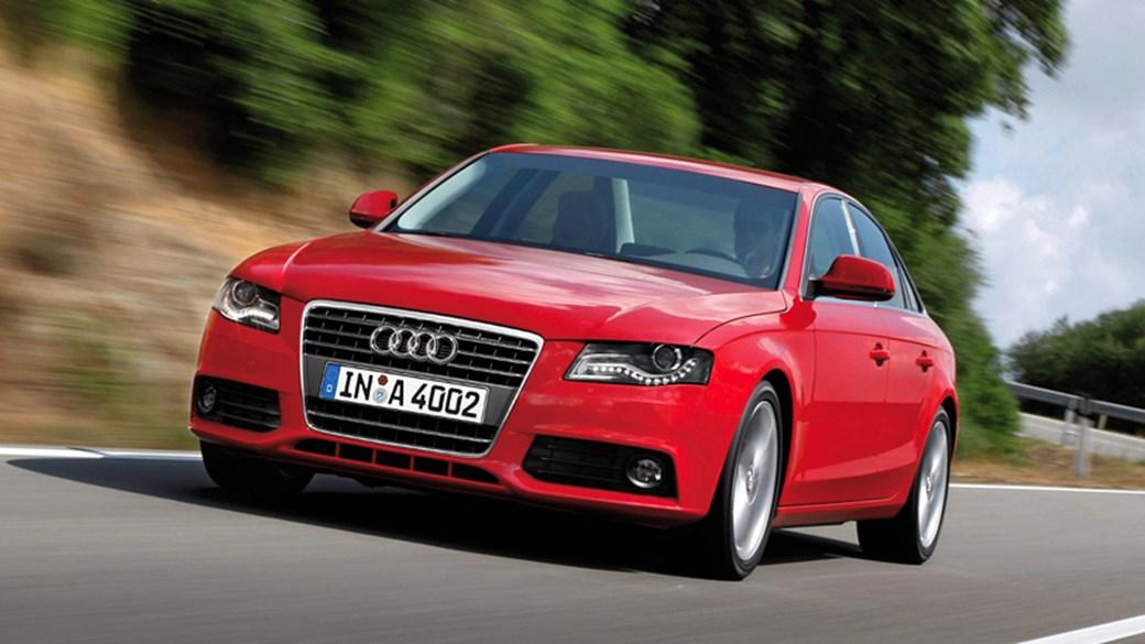 Attractive Audi A4 2.0 TDI SE (2008) Review
