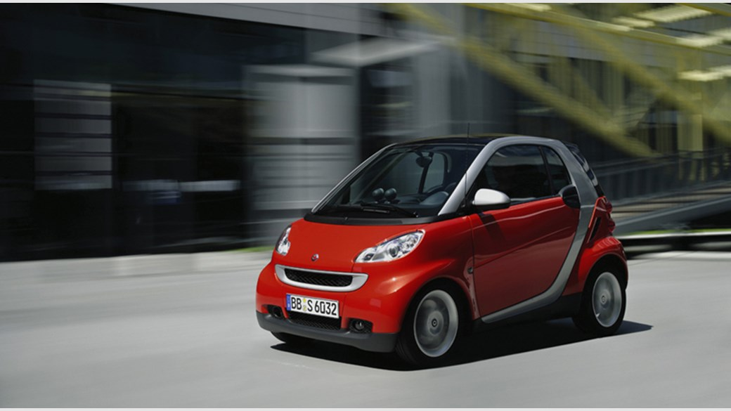 Smart Fortwo Cdi 2008 Review