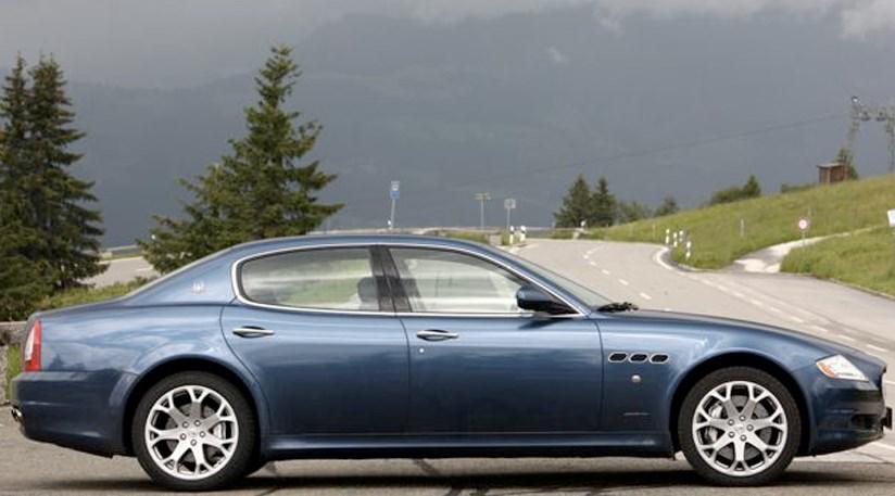 Maserati Quattroporte S (2009) CAR review and video   CAR Magazine