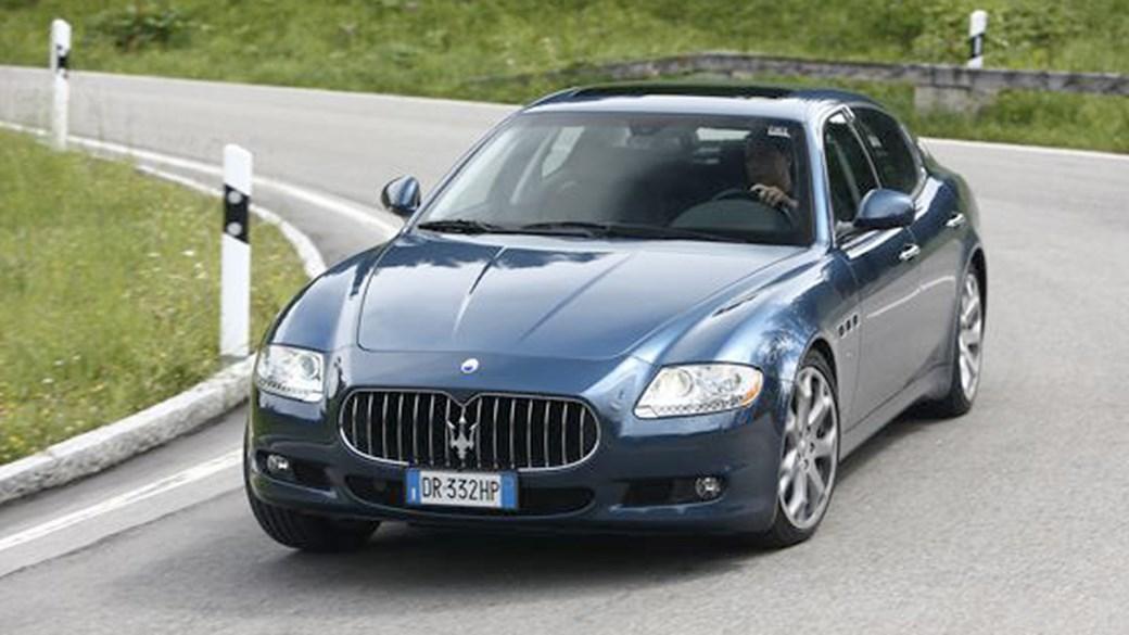 2009 maserati quattroporte reliability