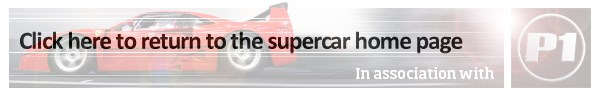 Back to supercars home page