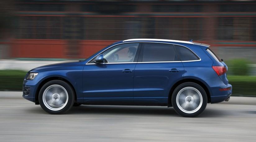 Audi Q5 2.0 TDI (2008) review | CAR Magazine