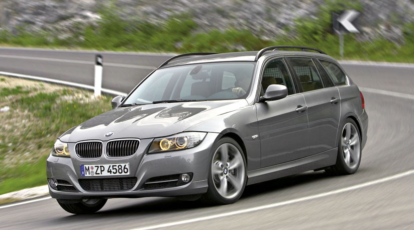 Bmw 3 Series 2008 Facelift First Photos By Car Magazine