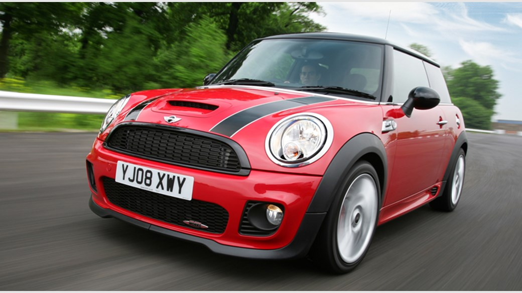 Mini John Cooper Works 2008 review by CAR Magazine