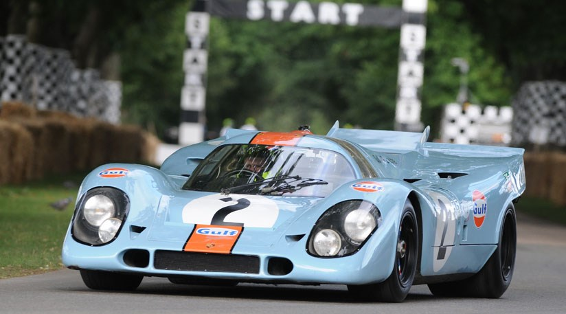 Goodwood Festival Of Speed 2008 Blog By Car Magazine