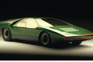 Alfa Romeo Carabo: one of the ten landmark supercar concepts that never made it. Below is our selection, but would you add any others?
