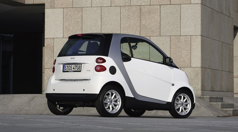smart fortwo mhd micro hybrid 2008 review car magazine. Black Bedroom Furniture Sets. Home Design Ideas
