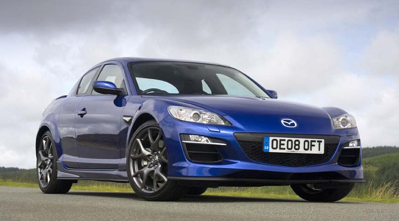 Mazda RX 8 R3 (2008) Review ...