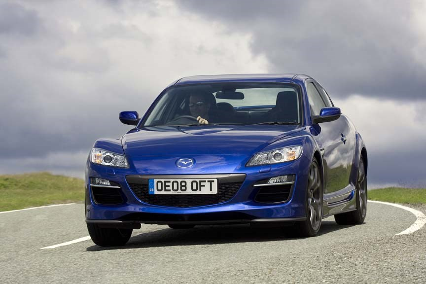 Mazda RX-8 R3 (2008) review | CAR Magazine