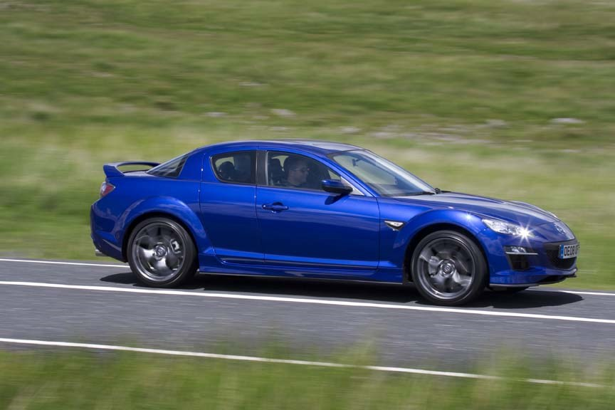 Nice ... Mazda RX 8 R3 (2008) Review ...