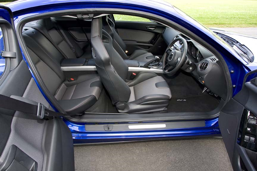 Mazda RX8 R3 2008 review by CAR Magazine