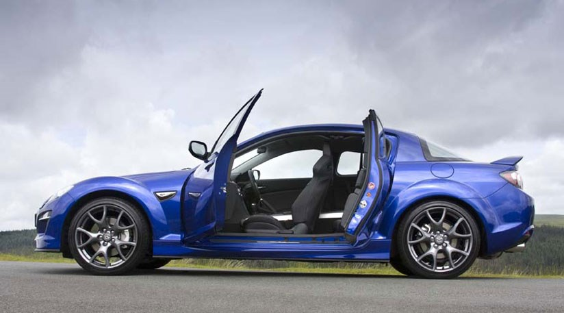 mazda rx 8 r3 2008 review by car magazine. Black Bedroom Furniture Sets. Home Design Ideas
