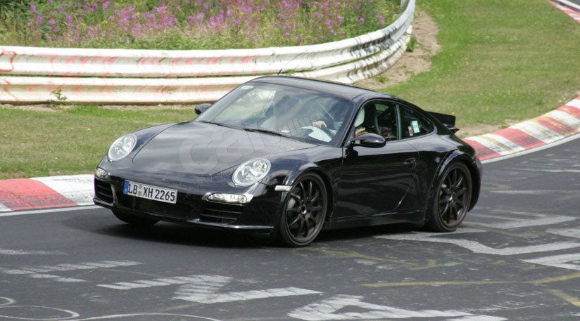 Porsche 911 '998' (2011): the first spy photos | CAR Magazine