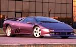 Lamborghini Diablo supercar
