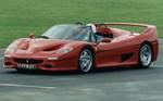 Ferrari F50 supercar