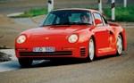 Porsche 959 supercar