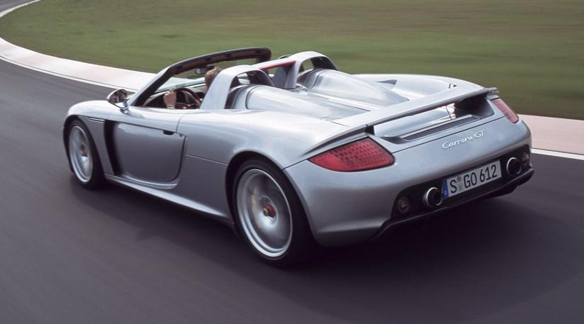 Porsche Supercars Car Magazine
