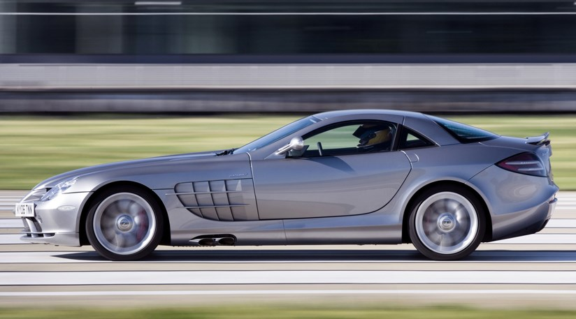 Mercedes Supercars By Car Magazine