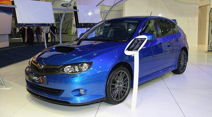 Subaru At The London Motor Show 2008 By Car Magazine
