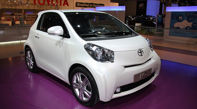 Toyota At The London Motor Show 2008 By Car Magazine