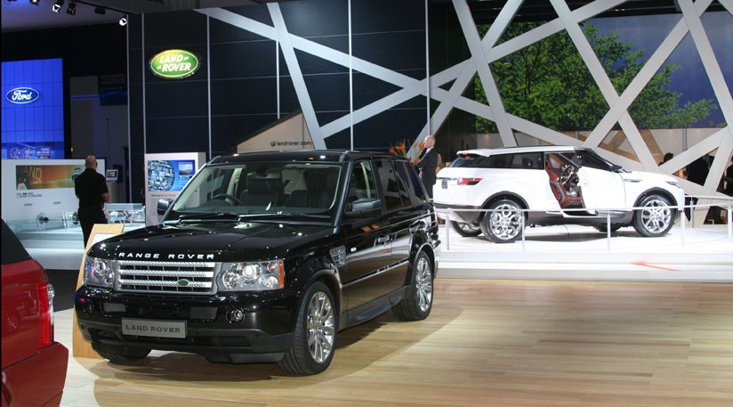 Land Rover At The London Motor Show 2008 Car Magazine