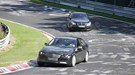Can we do this twin test please? BMW's new M5 takes on the current E60 model at the Nurburgring
