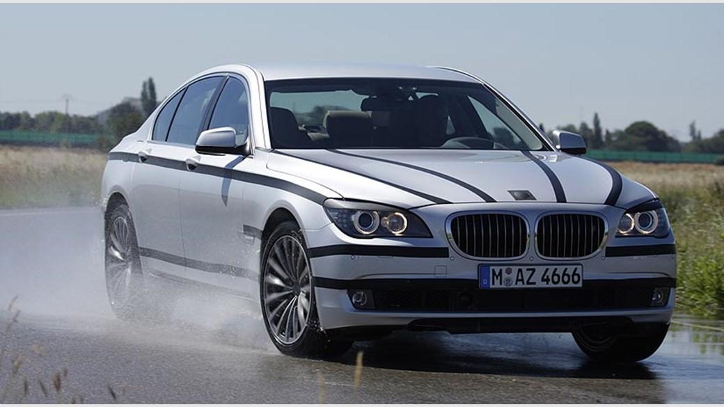 BMW 740i 2009 Review By CAR Magazine