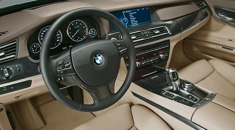 BMW 740i 2009 review by CAR Magazine