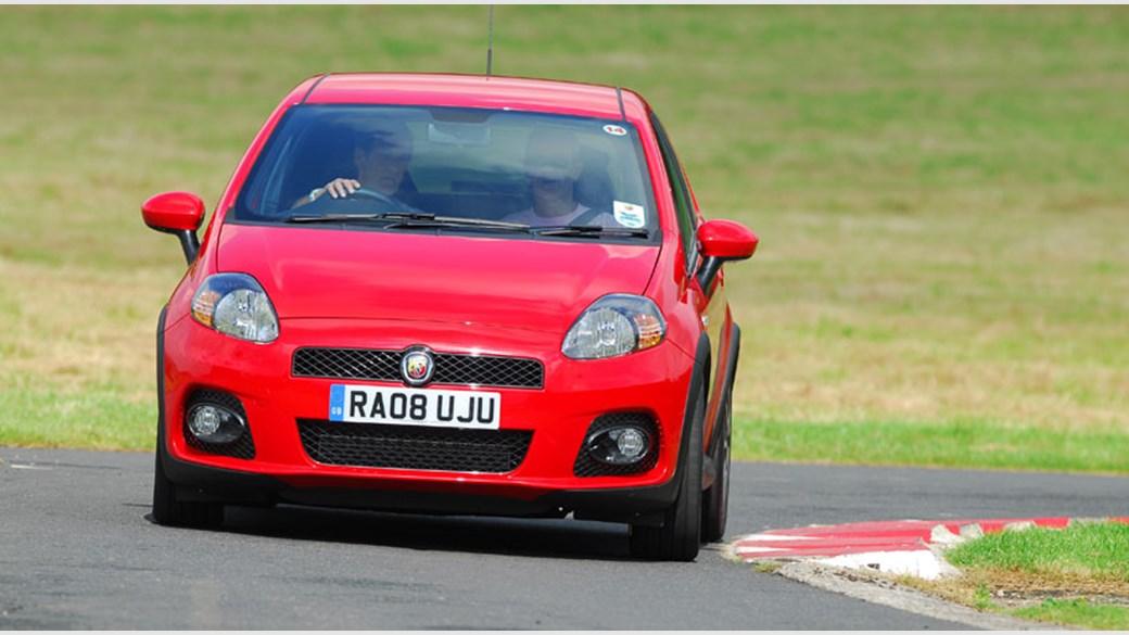 Fiat Grande Punto Abarth Esseesse (2008) review | CAR Magazine