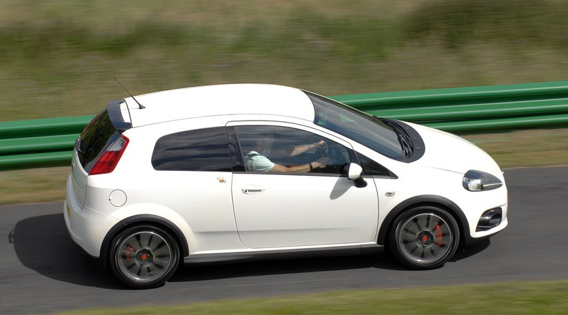Fiat Grande Punto Abarth Esseesse 2008 Review By Car