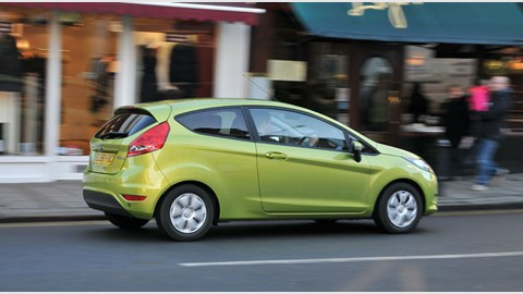 ford fiesta econetic (2009) review | car magazine